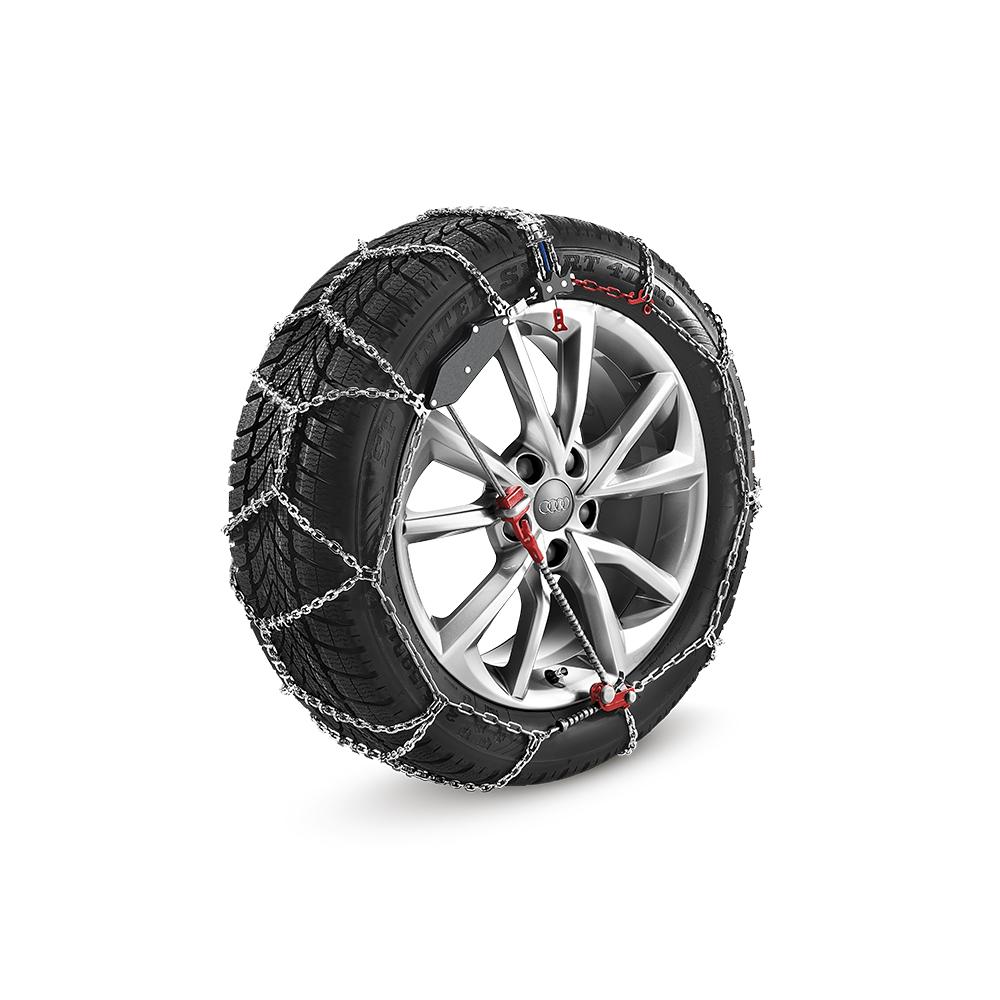 Cadenas para la nieve Audi