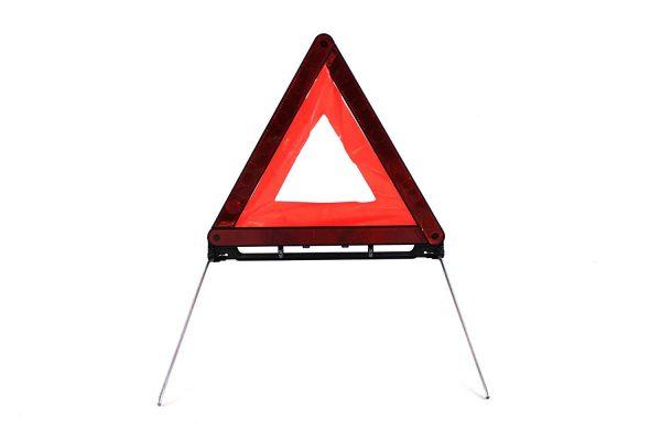 Triángulo de advertencia Audi