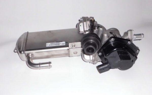 Refrigerador recirculación de gases