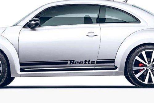 """Lámina decorativa New Beetle """"Beetle"""""""