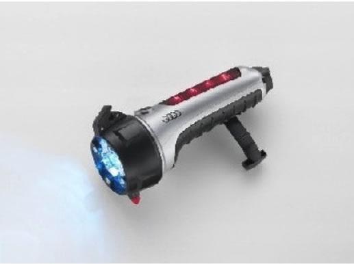 Linterna Audi Set de herramientas de emergencia
