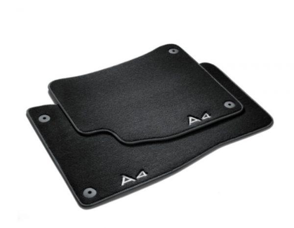 Alfombrillas textiles Premium Audi