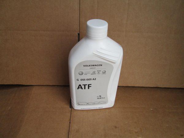 Aceite ATF de transmisión automática Audi