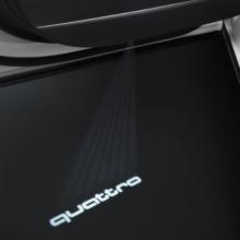LED quattro Audi
