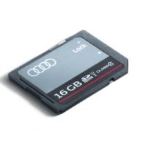 Tarjeta SD Audi