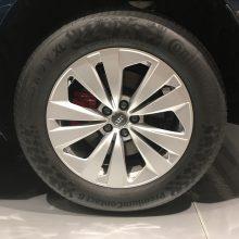 Llanta y neumático Audi Q8