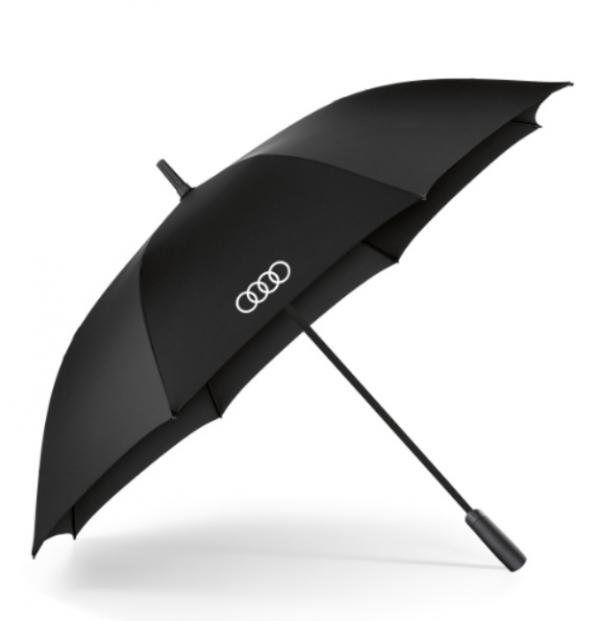 Paraguas Audi negro
