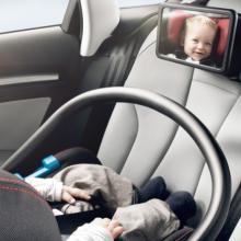 Espejo para bebés Audi
