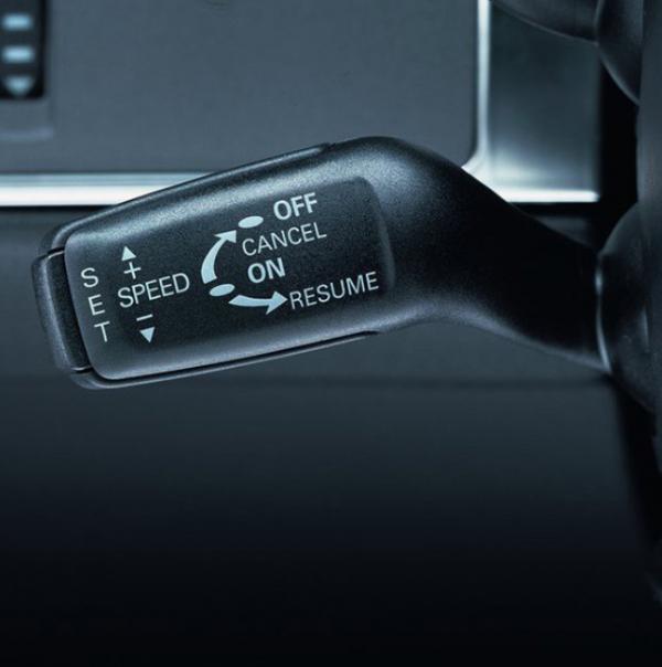 Reequipamiento programador de velocidad Audi