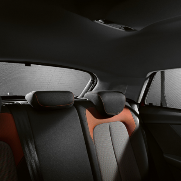Protección solar Audi Q2