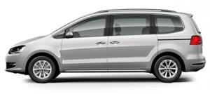 Accesorios Volkswagen Sharan