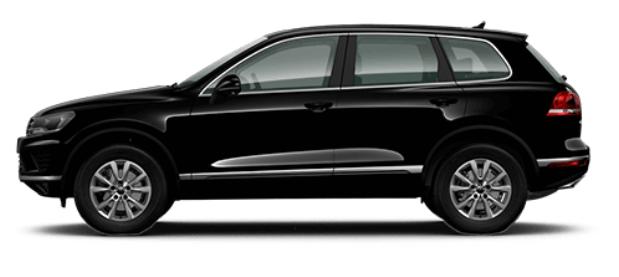 Accesorios VW Touareg