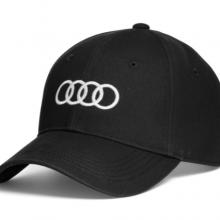 Gorra Audi negra