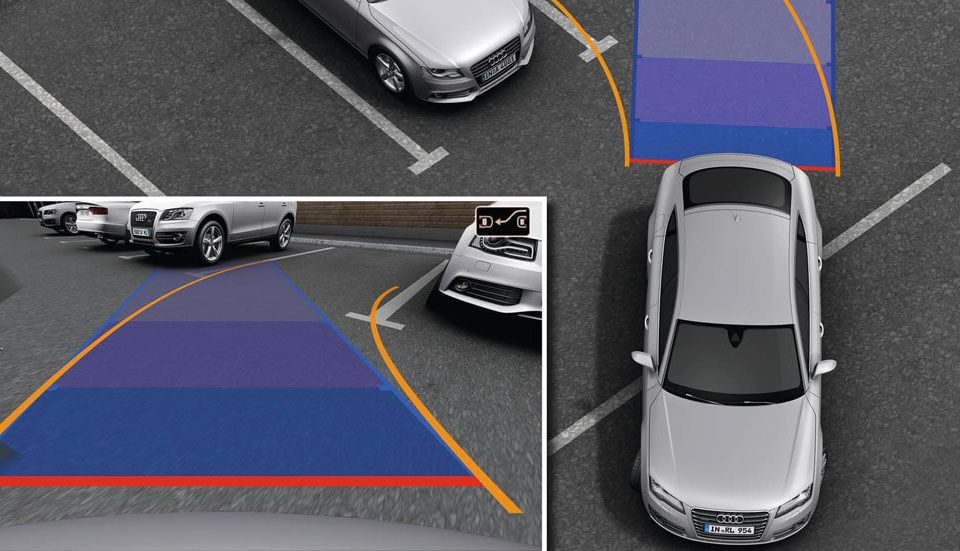 promoción sensores de aparcamiento
