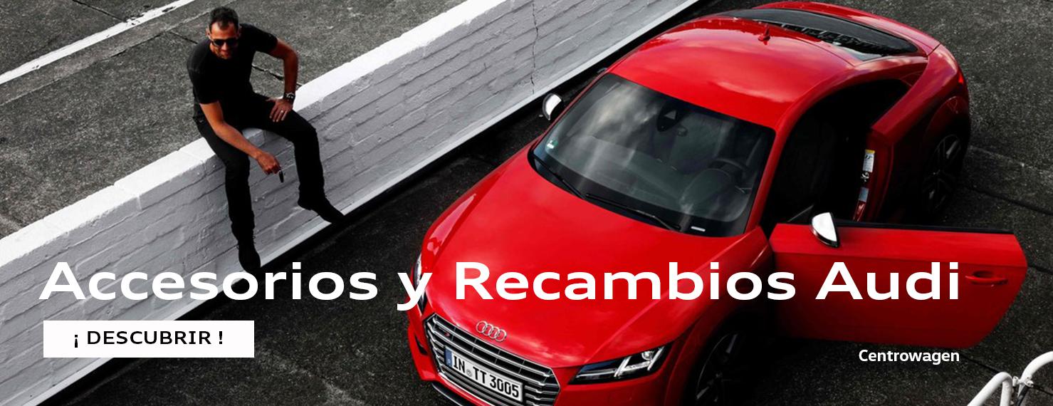 Accesorios y recambios Audi Home