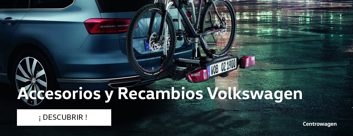 Accesorios y recambios Volkswagen