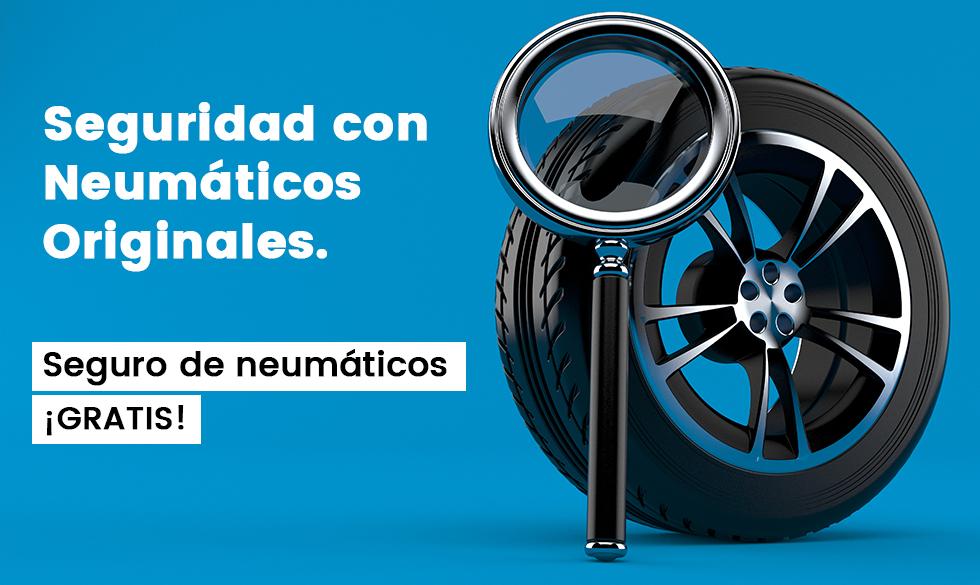 Seguro de neumáticos Centrowagen