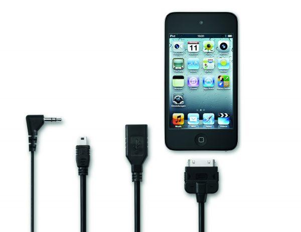 Adaptador iPod