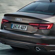Alerón trasero Audi A4