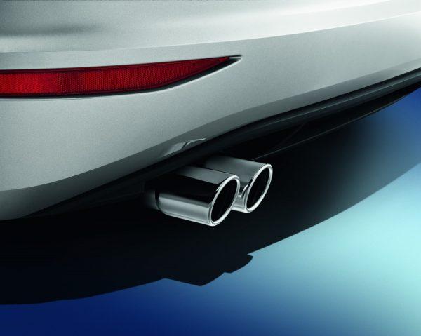 Embellecedor tubo de escape Volkswagen