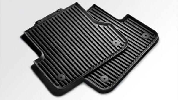alfombrillas de goma Audi A3