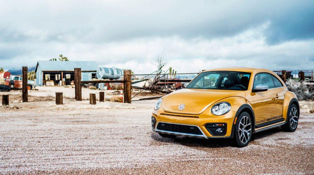 Accesorios Volkswagen Beetle