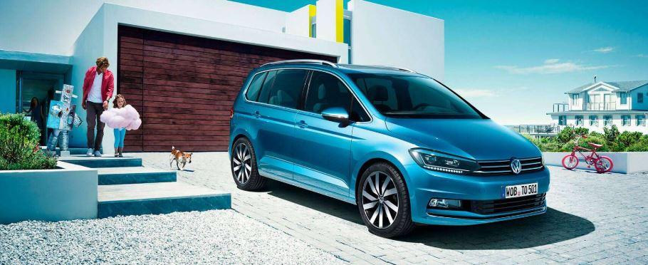 Accesorios Volkswagen Touran
