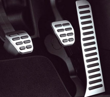Cubiertas de pedales Volkswagen New Beetle