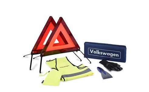 Juego de emergencia VW