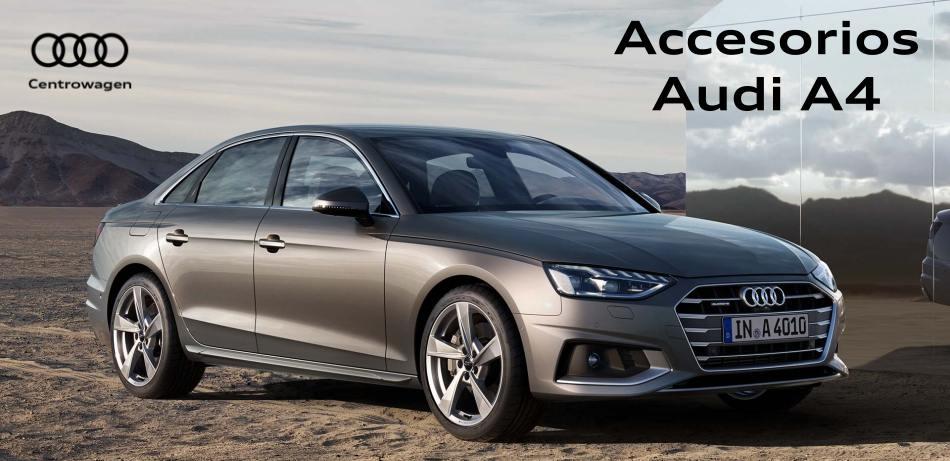 Accesorios Audi A4