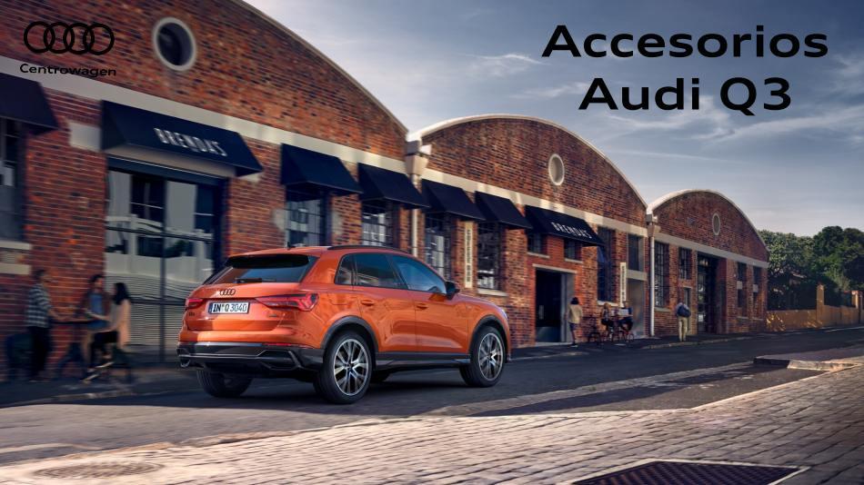Accesorios Audi Q3