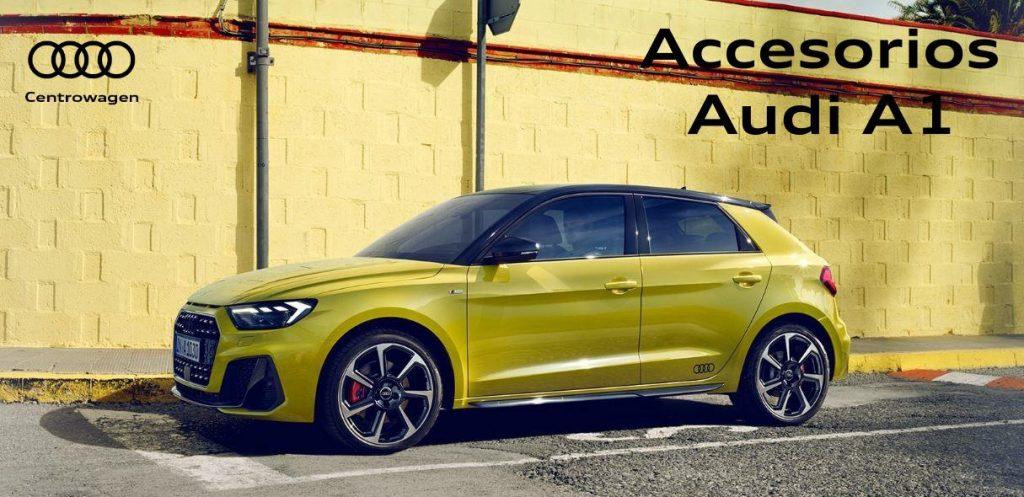 Accesorios Audi A1