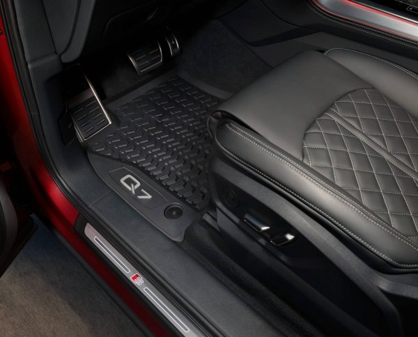 Alfombrillas delanteras Audi Q7