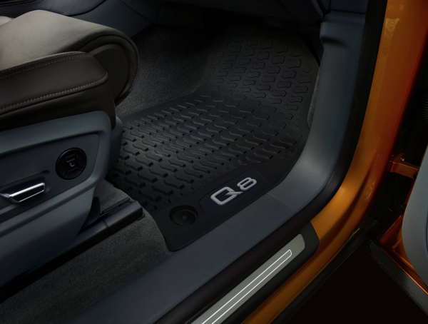 Alfombrillas delanteras Audi Q8