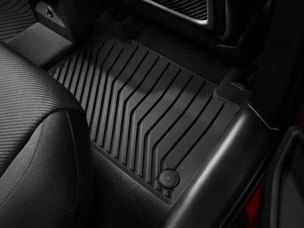 Alfombrillas traseras Audi e-tron