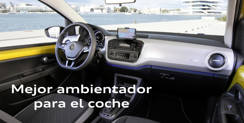 Mejor ambientador para el coche